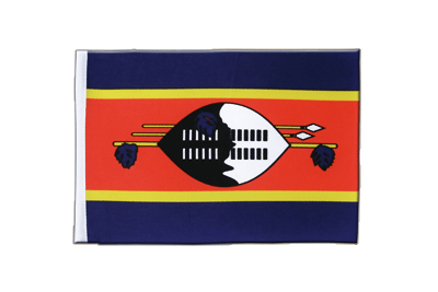 Satin Flag Swaziland - 6x9""