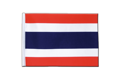 Satin Flag Thailand - 6x9""