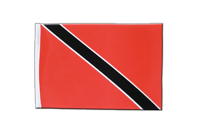 Satin Flag Trinidad and Tobago - 6x9""