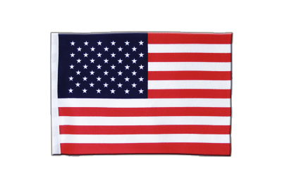 Satin Flag USA - 6x9""