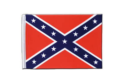 Satin Flag USA Southern United States - 6x9""