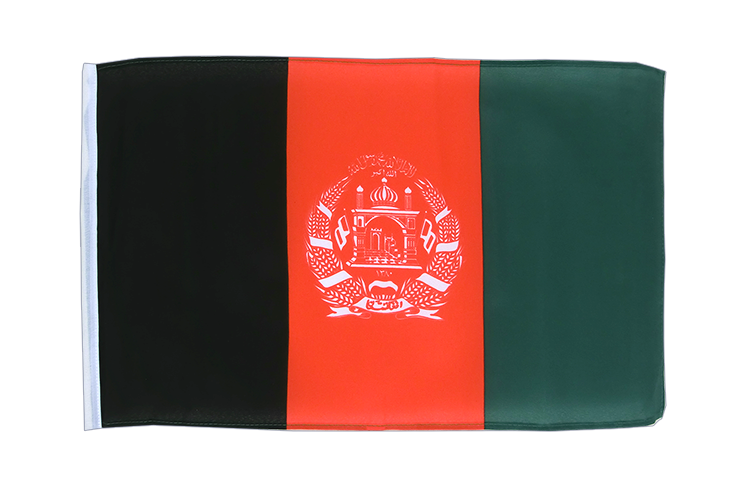 Afghanistan - 12x18 in Flag