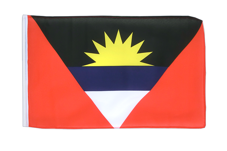 Antigua and Barbuda - 12x18 in Flag