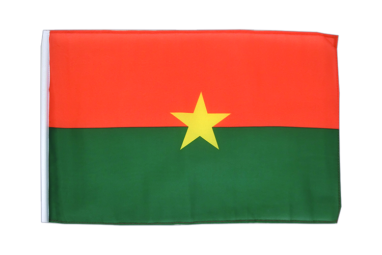 Burkina Faso - 12x18 in Flag
