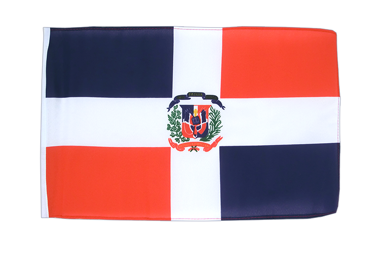 Dominican Republic - 12x18 in Flag