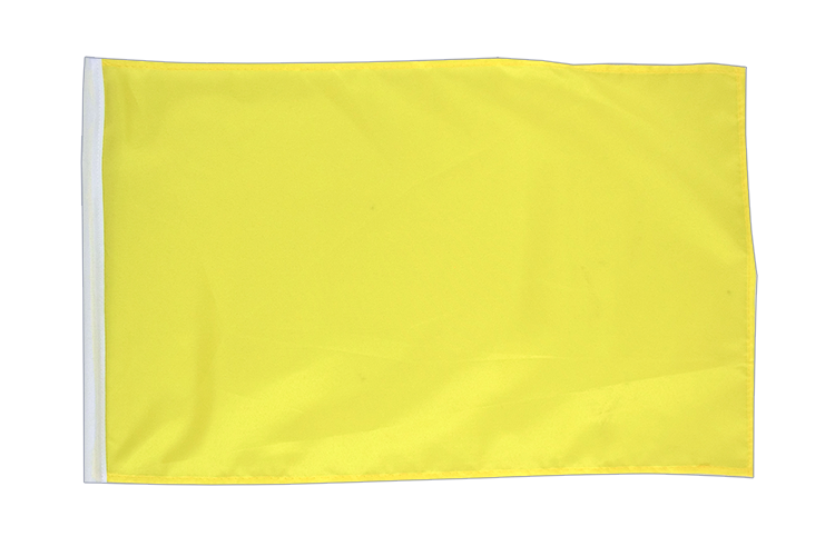 Yellow - 12x18 in Flag