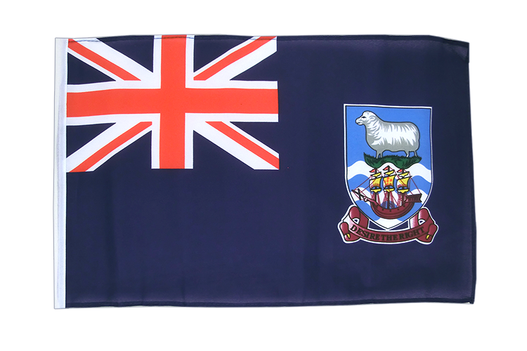 Falkland Islands - 12x18 in Flag