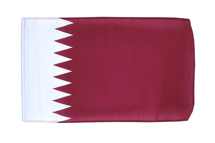 Small Qatar Flag 12x18""