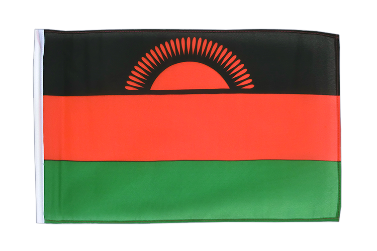Malawi new - 12x18 in Flag