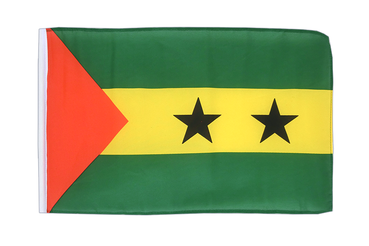 Sao Tome and Principe - 12x18 in Flag