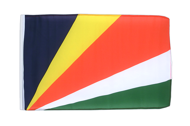 Seychelles - 12x18 in Flag