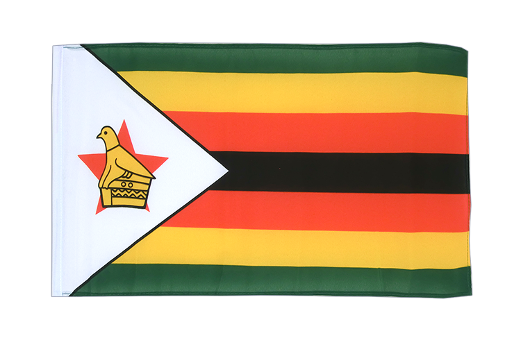 Small Zimbabwe Flag 12x18""