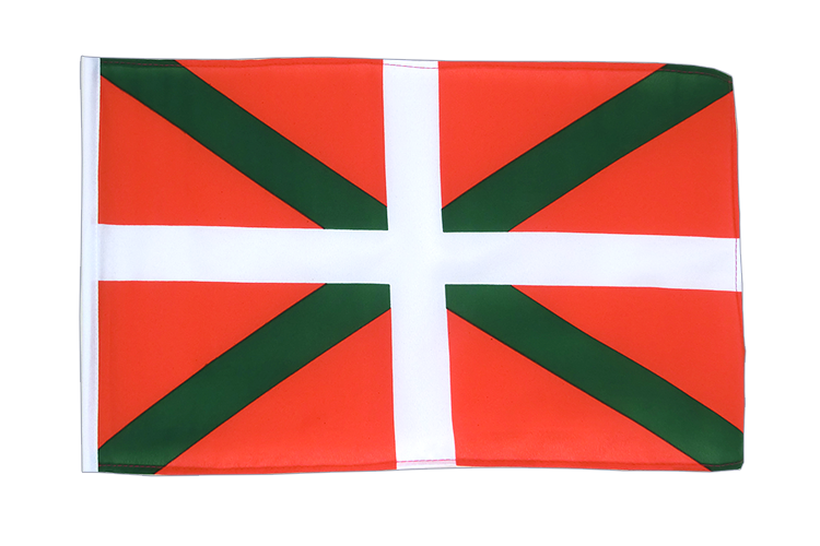 Small Basque country Flag 12x18""