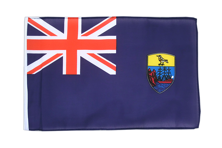 Small Flag Saint Helena - 12x18""
