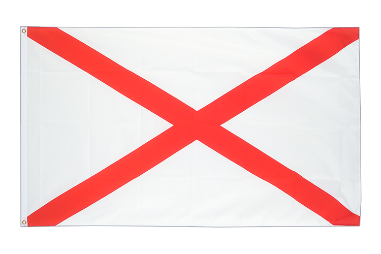 Cheap Flag Alabama - 2x3 ft