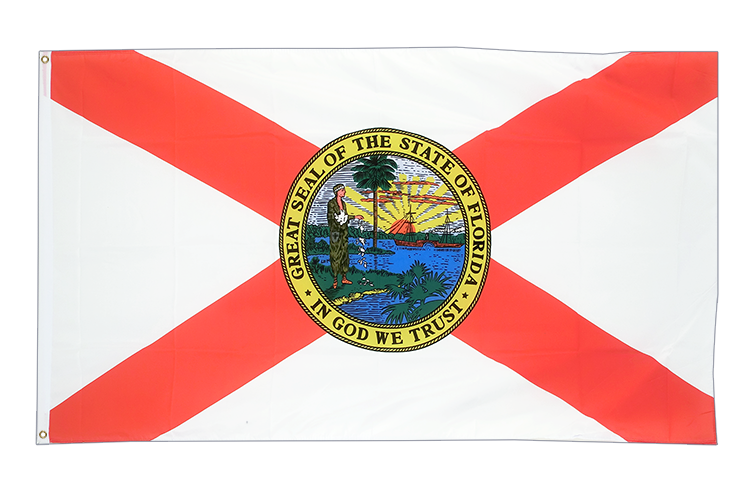 Cheap Flag Florida - 2x3 ft
