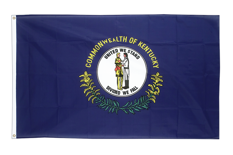 Cheap Flag Kentucky - 2x3 ft