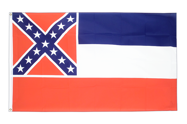 Cheap Flag Mississippi - 2x3 ft