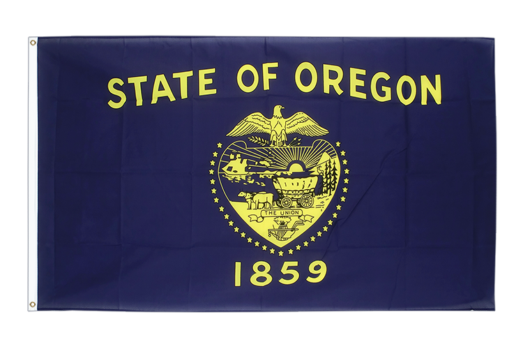 Cheap Flag Oregon - 2x3 ft