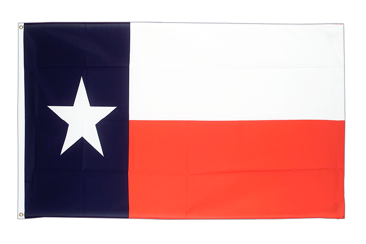 Cheap Flag Texas - 2x3 ft
