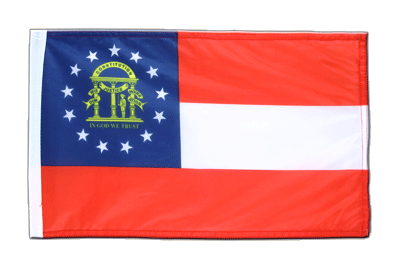 Georgia - 12x18 in Flag