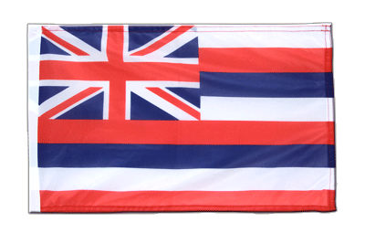Hawaii - 12x18 in Flag