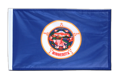 Small Flag Minnesota - 12x18""