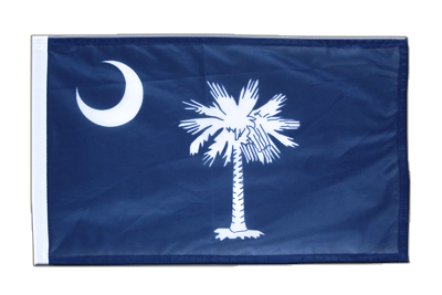 Small South Carolina Flag 12x18""