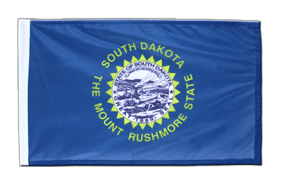 South Dakota Flagge 30 x 45 cm, klein