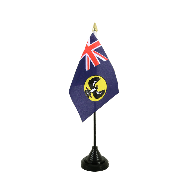 Australie-Méridionale (South Australia) - Mini drapeau de table