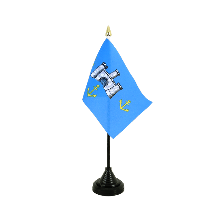 "Table Flag Isle of Wight Council - 4x6"" (10 x 15 cm)"