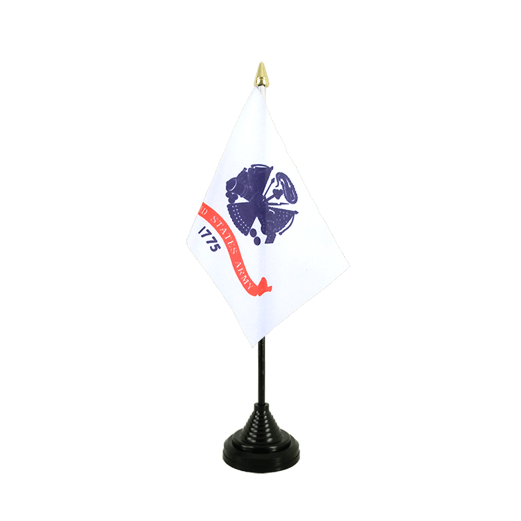 "Table Flag US Army - 4x6"" (10 x 15 cm)"