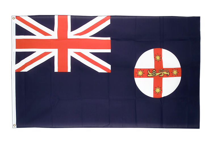 Cheap Flag New South Wales - 2x3 ft