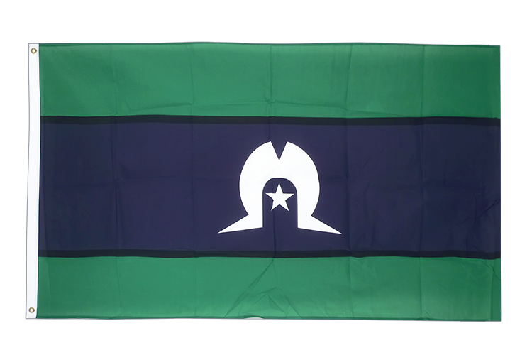 Cheap Flag Torres Strait Islands - 2x3 ft