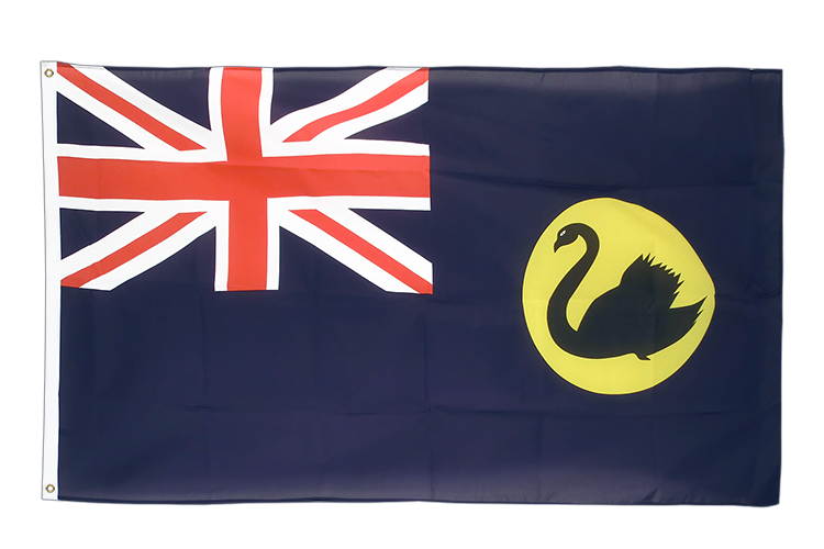 Cheap Flag Australia Western - 2x3 ft