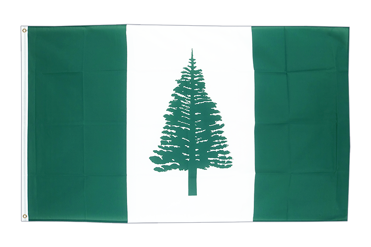 Cheap Flag Norfolk Islands - 2x3 ft