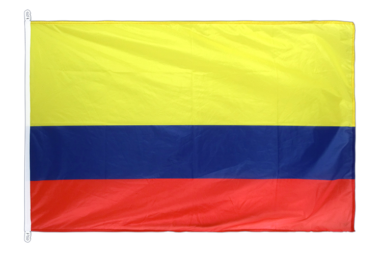 Flag PRO Colombia - 100 x 150 cm