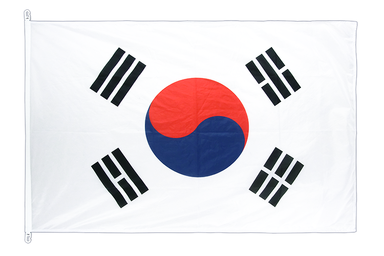 Flag PRO South Korea - 100 x 150 cm