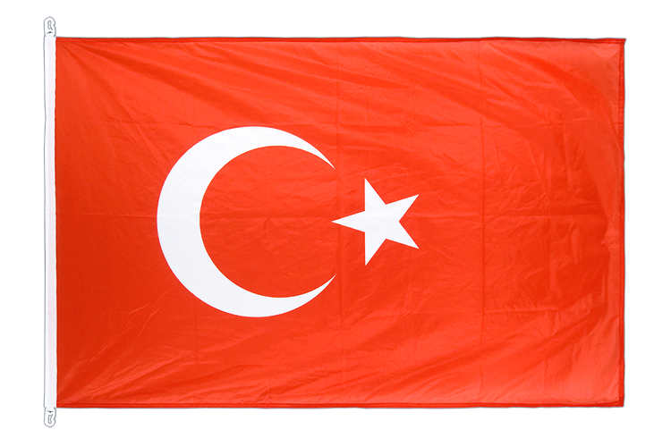 Turkey Flag - 100 x 150 cm