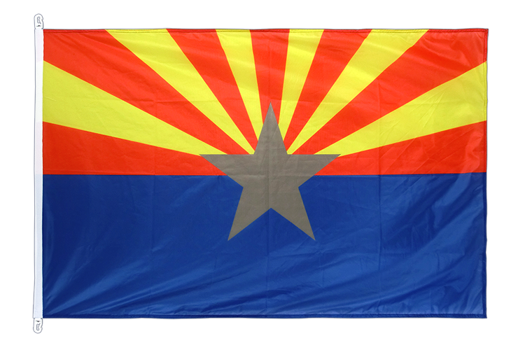 Drapeau Arizona. Pavillon arizonien 100x150 cm.