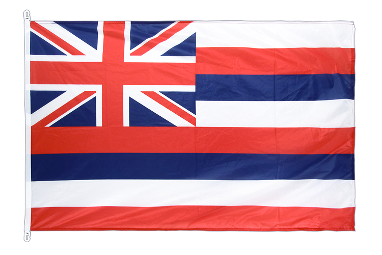 Drapeau Hawaii. Pavillon hawaiien 100x150 cm.