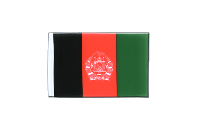 Mini Flag Afghanistan - 4x6""