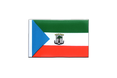 Mini Equatorial Guinea Flag 4x6""