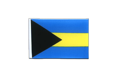 Mini Flag Bahamas - 4x6""