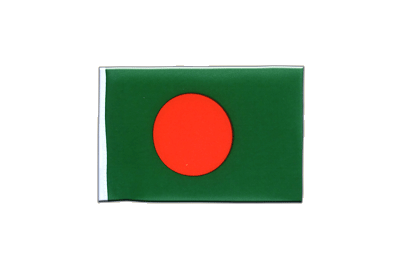 Mini Flag Bangladesh - 4x6""