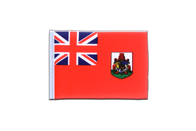 Mini Flag Bermuda - 4x6""
