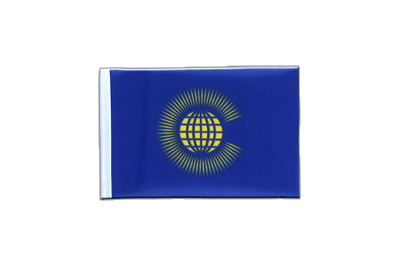 Fanion drapeau Commonwealth 10x15 cm