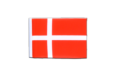 Mini Flag Denmark - 4x6""