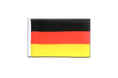 Mini Germany Flag 4x6""