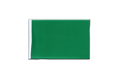 Mini Flag green - 4x6""